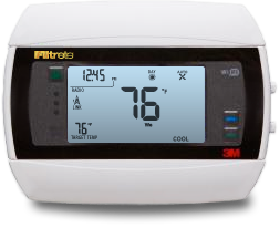 introducing filtrete's wi-fi thermostat control and savings from anywhere